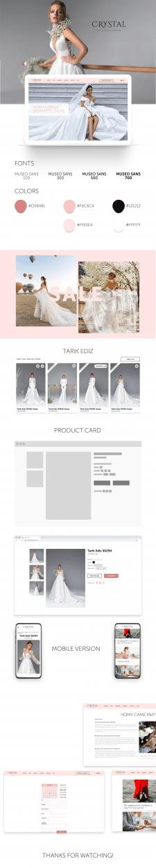 Салон свадебных платьев Crystal