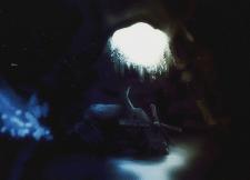 Concept Helicopter in cave | Вертолет в пещере