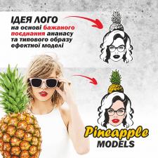 Лого для модельного агентства