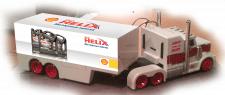 """Дизайн наклейки на игрушечную машинку """"Shell"""""""