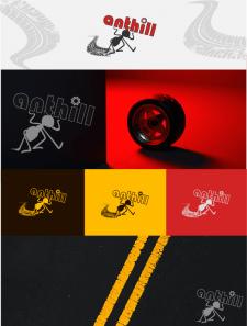 логотип продажи автозапчастей