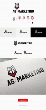 Логотип для маркетинг-компании
