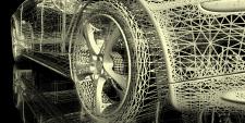 Проектирование авто в Blender3d