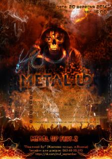 Billboard - Metal UP2