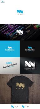 Логотип Аudio Video Expert