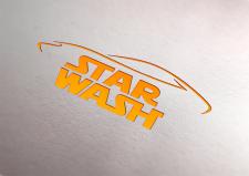 "Логотип ""StarWash"""