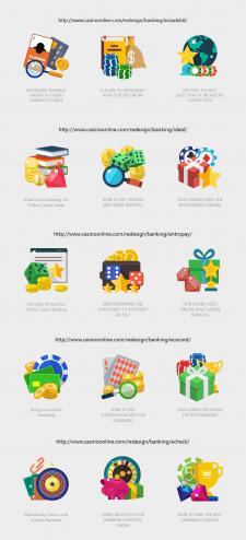 Иконки для онлайн казино