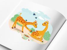 Жирафки