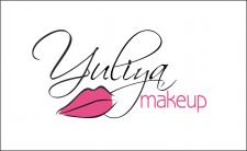 Логотип для студії макіяжу