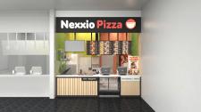 Nexxio Pizza Abu-Dhabi Plaza in Nur-Sultan, KZ