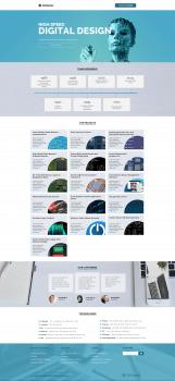 Сайт для IT  компании