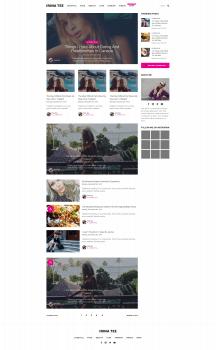 Blog Irina Tee