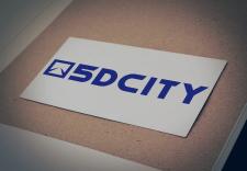 логотип для 5DCITY