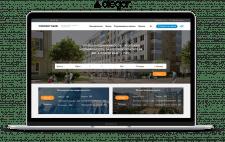 Дизайн портала по недвижимости