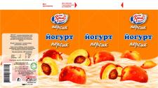 """Персик (ТЕТРАПАК - для ТМ """"Кремез"""")"""