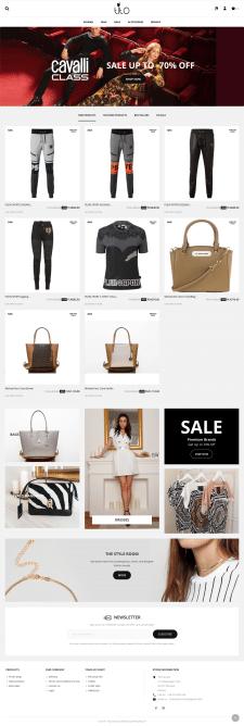 Tito Brand - магазин фирменных вещей