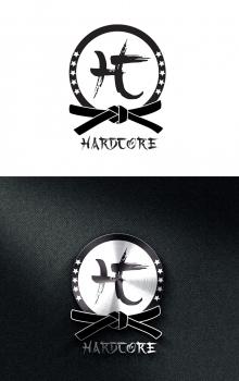Лого-эмпблема для спортивного клуба (Джиу-Джитсу)