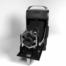 Вінтажний фотоапарат