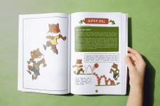 Ілюстрації та дизайн сторінки