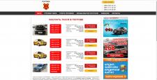 Настройка контекстной рекламы для supertaxi.com.ua