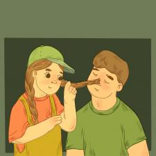 Первая влюбленность