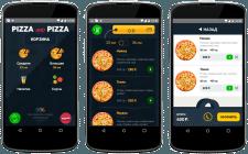 Мобильно приложение Пицца