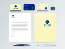 Branding for Medical Company, Canada