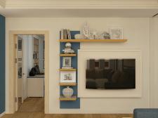 Квартира в ЖК Герценпарк с перепланировкой