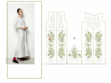 дизайн машинной вышивки