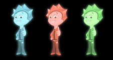 Персонаж для детских квестов