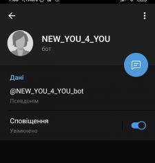Телеграм Бот (подключена база данных MySql)