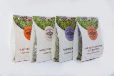 Упаковка для травяного чая
