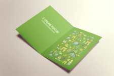 Корпоративная открытка
