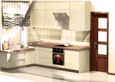 Концепт-дизайн кухни