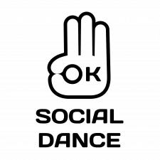 Вариант эмблемы для танцевальной школы