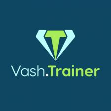 Логотип персонального тренера