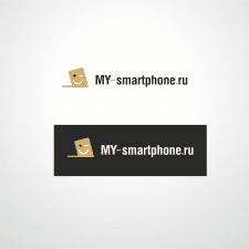 Логотип интернет магазина смартфонов