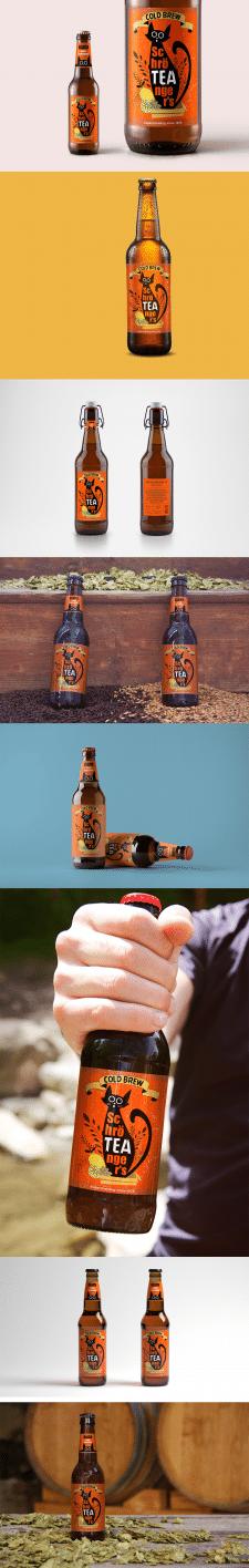 SchröTeanger's – Cold Brew