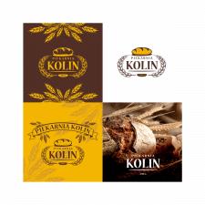 Логотип для пекарні Kolin