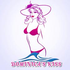 логотип - Dominica's kiss