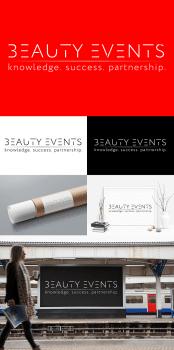 Логотип Beauty Events