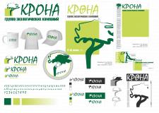 логотип и фирменный стиль для фирмы