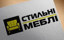Логотип салона мебели.