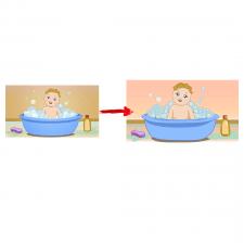 Отрисовка растовых изображений в векторные