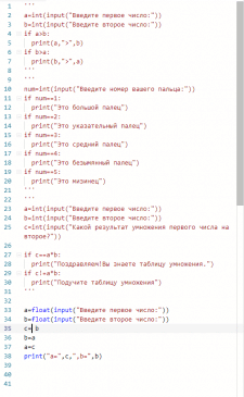 Python разработчик