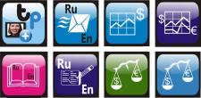 Иконки для Windows Phone приложения