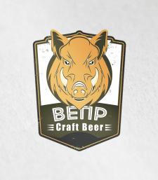 Разработка логотипа пивоварни