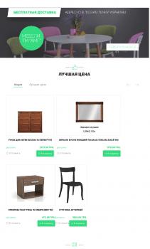 Наполнение интернет-магазина http://abv-mebel.com.