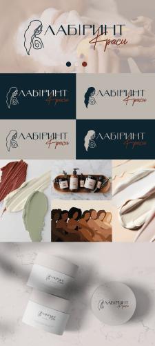 Logo design - Лабіринт Краси
