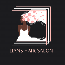 LiansHair-Дизайн принтов/брендинг/логотип